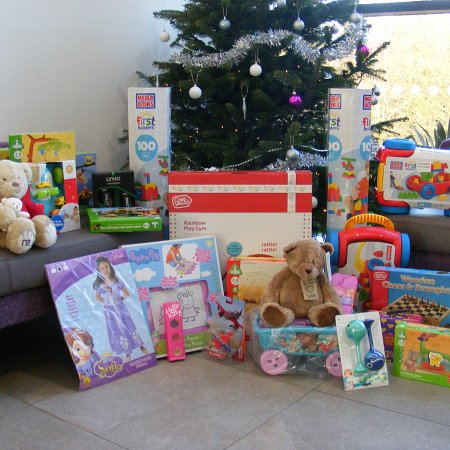 Laker Supports Two Rivers Housing and The Salvation Army Christmas Appeal